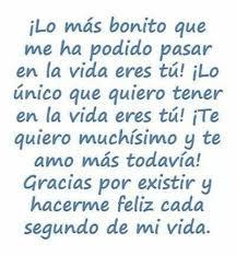 Te Amo Quotes te amo Alfa y Omega Pinterest Frases Spanish quotes and Amor 43