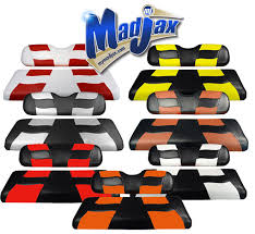 madjax riptide two tone seat set