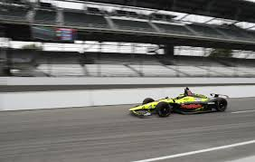 Andretti Tops Speed Chart Again In Indianapolis 500 Practice