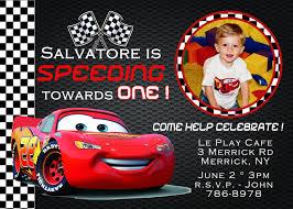 Free Printable Birthday Invitations Cars Theme Download Them Or Print