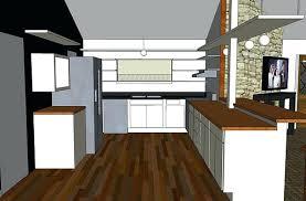 Sketchup Kitchen Design Delectable Breathtaking Kitchen Design Kitchen Kitchen Design Tutorial Kitchen
