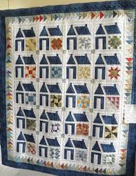 92 best House logo images on Pinterest | Quilt block patterns ... & Beautiful quilted House Quilt - by ? Adamdwight.com