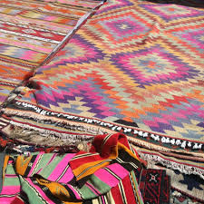 these aztec rugs made me stop in my tracks brooklyn flea lsnwqek