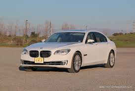 All BMW Models 2013 bmw 7 series : 2013 BMW 7-Series 750Li Road Test and Drive Review - YouTube