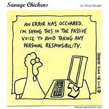 The Passive Voice Get It Write Online