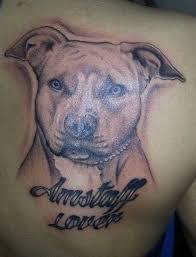 Tetování Hlavy Psa Askfmtattooogirls