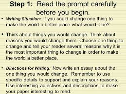 expository writing lesson ppt video online  2 step