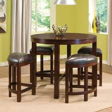 round pub dining table sets kitchen tables and chairs small view larger home design t