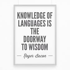 Image result for quotes about language