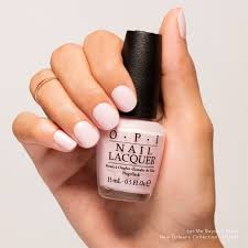 Opi Light Pink Nail Colors Let Me Bayou A Drink Opi Chanel Oberlin Neutral Nails