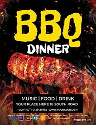 Barbecue Flyers 13 Free Bbq Flyer Templates In Microsoft Word Doc