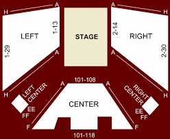 Public Theater New York Ny Seating Chart Stage New