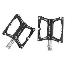 WHEEL UP LXK340 <b>1 Pair Bike Pedals Anti-slip</b> Aluminum Alloy ...