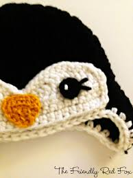 Penguin Crochet Pattern Interesting Decorating Ideas