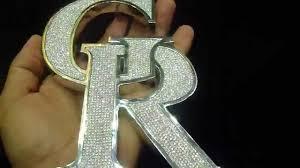 custom jumbo g r pendant custom jewelry of atlanta ga 4045233399