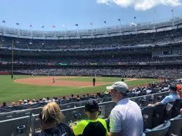 Yankee Stadium Section 128 Home Of New York Yankees New