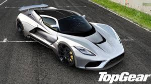 Target 290mph: it's Hennessey's Venom F5   Top Gear