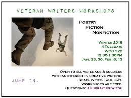 uw tacoma veteran military services calendar veteran writers workshops