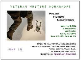 uw tacoma veteran military services calendar veteran writers workshops