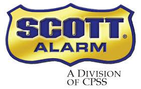 generac logo. Scott Alarm Logo Generac