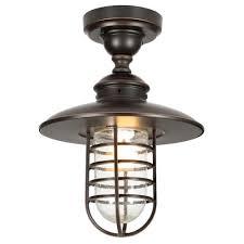 hampton bay dual purpose 1 light outdoor hanging oil rubbed bronze pendant or