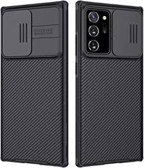 Nillkin Samsung Note 20 Ultra Case, CamShield Pro ... - Amazon.com