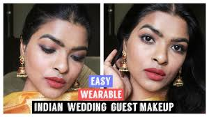 easy wearable wedding guest makeup look ft faces canada makeup