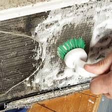a simple cleaning is all it takes to keep your room air conditioner humming