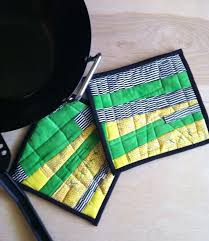 113 best Quilted Potholders & Hot Pads images on Pinterest ... & Modern Quilted Potholders Hot Pads Trivet Kitchen by RainStudio, $25.00 Adamdwight.com