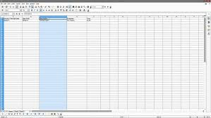 Excel Templater Business Expenses Free Accounting Spreadsheets ...