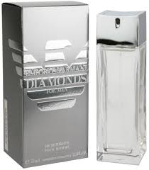 Giorgio <b>Armani Emporio Diamonds For</b> Men EdT 75ml in duty-free at ...
