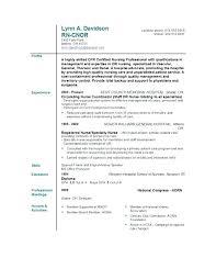 Resume Sample Nurse – Eukutak