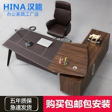 boss tableoffice deskexecutive deskmanager. Boss Table Simple Modern Creative President Leather Desk Special-shaped Executive Manager And Tableoffice Deskexecutive Deskmanager R