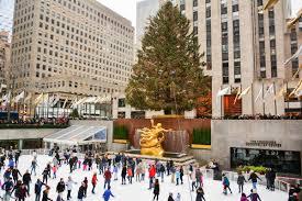 2015 Rockefeller Center Christmas tree DiegoMariottini / Shutterstock.com