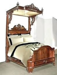 Antique Four Poster Bed 4 King – taqwa.co