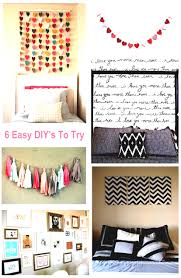 cute crafts to decorate your room diy teenage bedroom decor makeover ideas decorating for