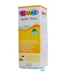 Pediakid Appetit Tonus kích thích ăn ngon cho bé từ 6 tháng tuổi – Thiên  Đường Của Bé