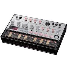 Аналоговый <b>синтезатор Korg Volca Bass</b> купить по цене 14940 ...