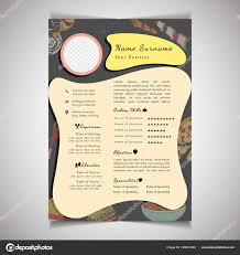 Creative Field Resume Template Can Use Letterhead Cover Letter