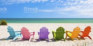 adirondack chairs on beach. Perfect Beach Adirondack Beach Chairs On A Sunny Vacation Royaltyfree Stock Photo Throughout On