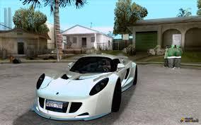 Hennessey Venom GT 2010 V 1.0 for GTA San Andreas