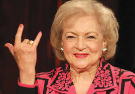 If you wanna be tough, grow a vagina. Obituary Betty White Dead At 95