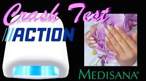 Crash Test Lampe à Uv Action