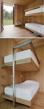 best  modern bunk beds ideas on pinterest  modern bed rails