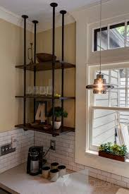 Creative diy pipe shelves design ideas Ruth Suspended Shelves Homedit 15 Uses For Pipe Shelving Around The House