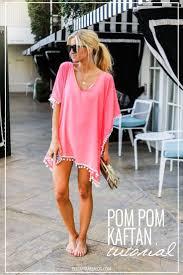 Pom Pom Kaftan Tutorial Elle Apparel Blog By Leanne Barlow My