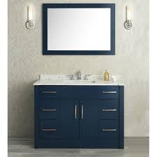 single sink bathroom vanities. Beautiful Bathroom Ariel By Seacliff Radcliff 48 Throughout Single Sink Bathroom Vanities