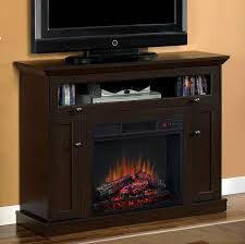 electric fireplace with tv a consoles entertainment centers