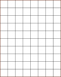 Printable 1 Inch Graph Paper Shared By Trystan Scalsys