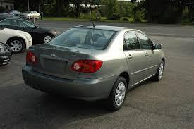 2004 Toyota Corolla LE | Kidron Kars